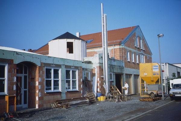Bau Winterbach