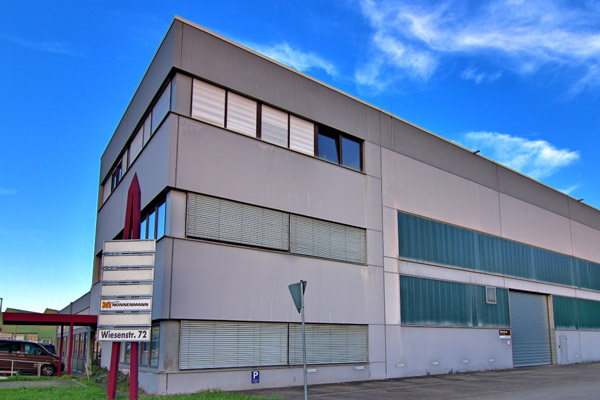 Logistikzentrum Schorndorf