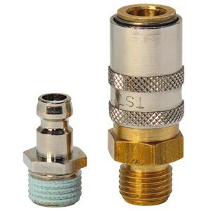 Wasserkupplung mit Sicherheitsverriegelung E3 der tst-Serie 059,060,090,190