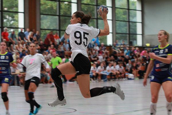 Bundesliga-Handball beim Nonnenmann Cup