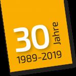 30 Jahre Nonnenmann Logo