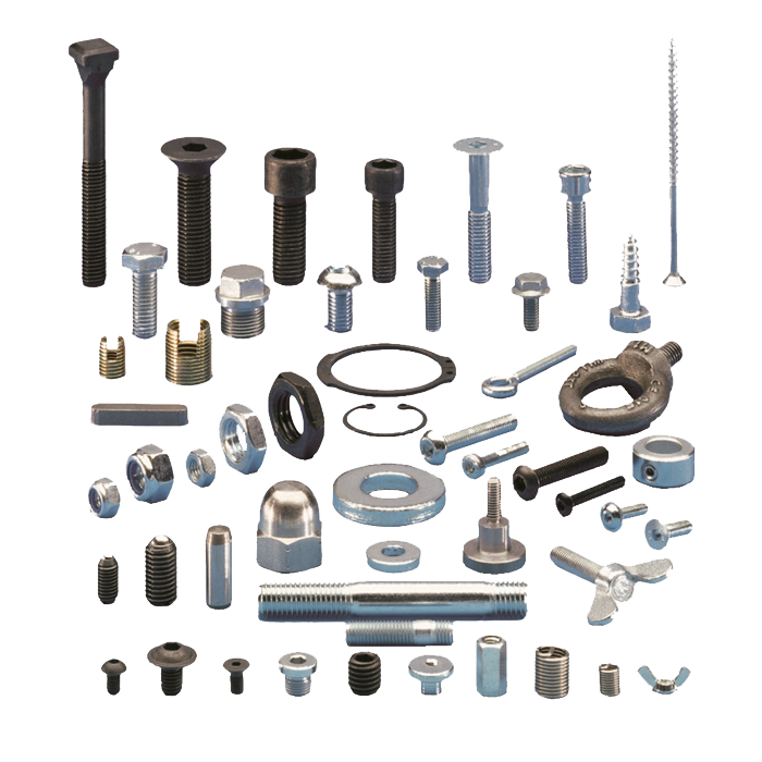 ISO and Standard parts