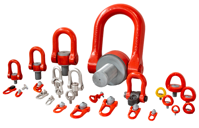 Lifting technology product range